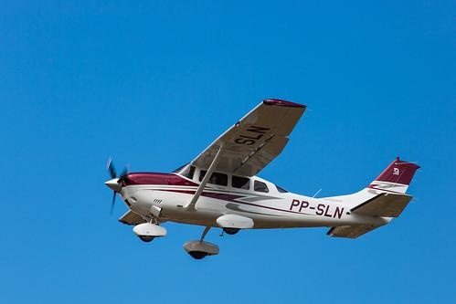 Cessna 206 PP-SLN
