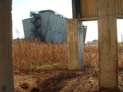 Abandoned Fertilizer Plant