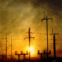 ~*~* high voltage sunrise *~*~