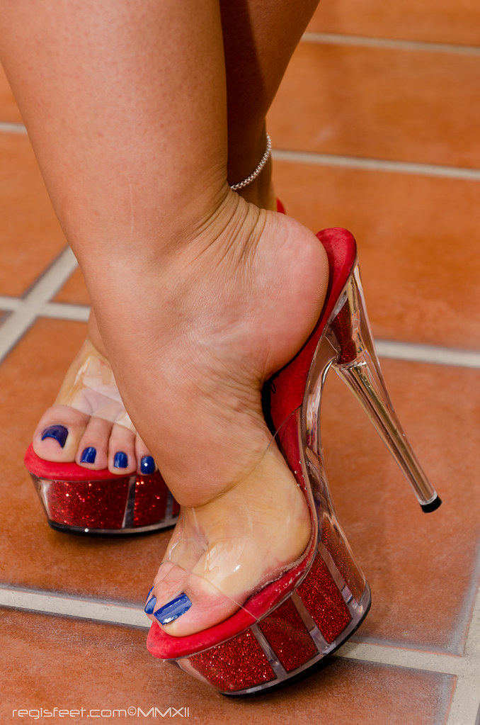 high heels feet fetish № 4969