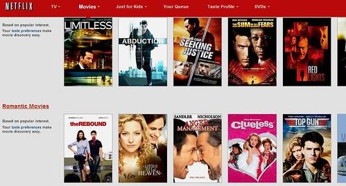 popular netflix movies