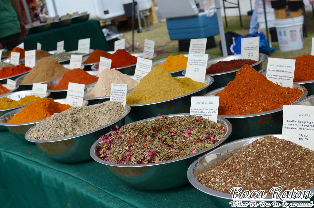 Delray Green Market - Chili Cook Off