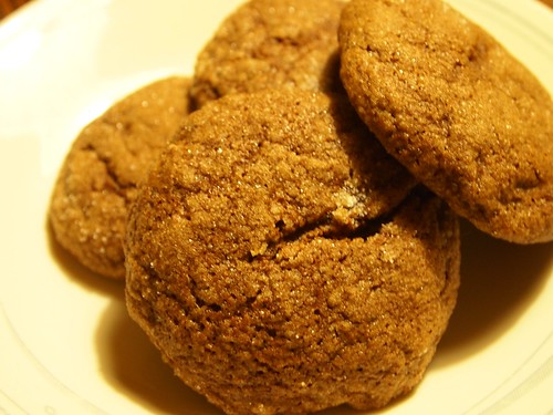 New Food: Soft Pumpkin Ginger Cookies - 1