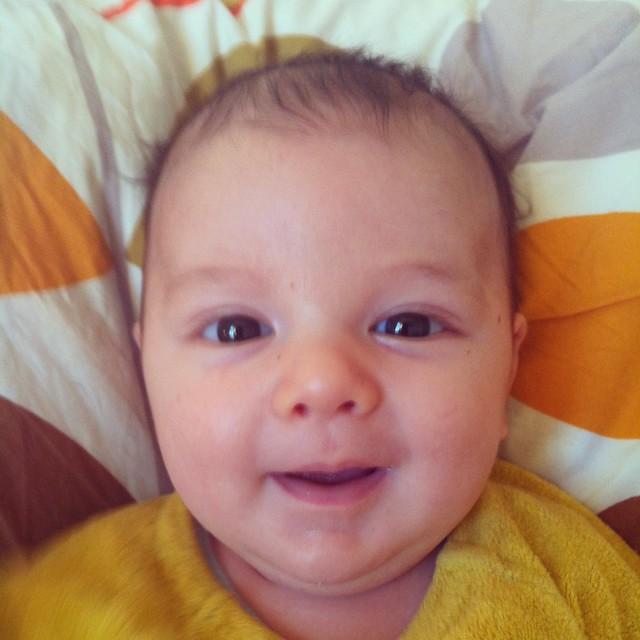 Milo smile