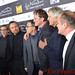 Dennis Christopher, Christoph Waltz, Franco Nero, Quentin Tarantino, Pascal Vicedomini DSC_0256