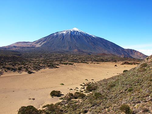 Mount Teide La Orotava, Tenerife