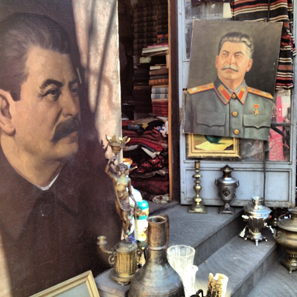 Hey Stalin ! #art #history