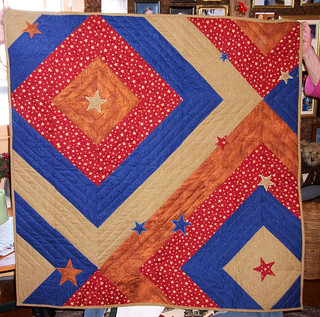 Quilt 11 - Modern Country Star - Undecided