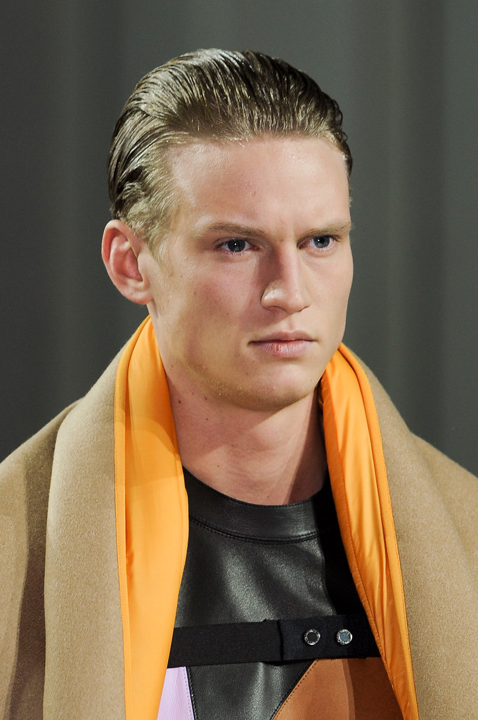 Alexander Johansson3538_FW13 Milan Dirk Bikkembergs(fashionising.com)