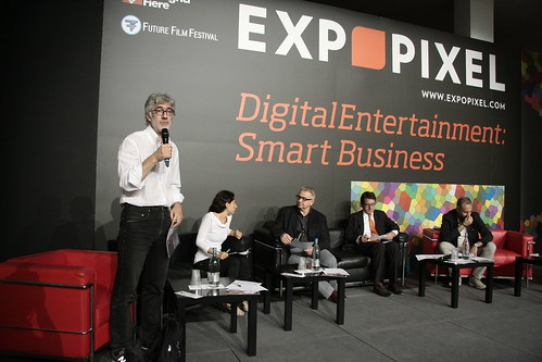 ExpoPixel: la prima fiera dedicata al Digital Entertainment
