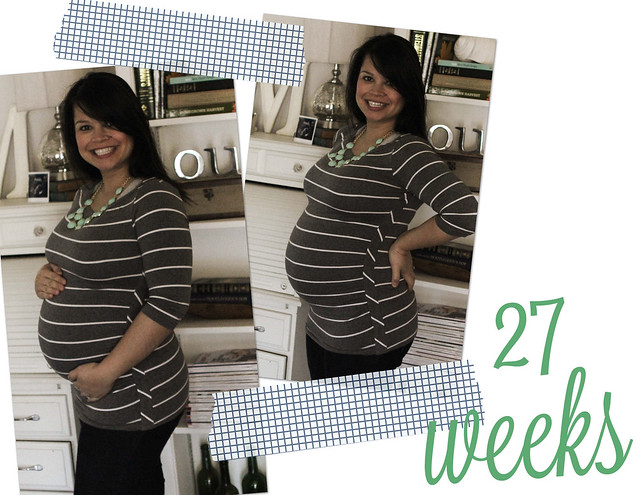 27 weeks collage
