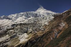Manaslu (8156 m) by Oleg Bartunov