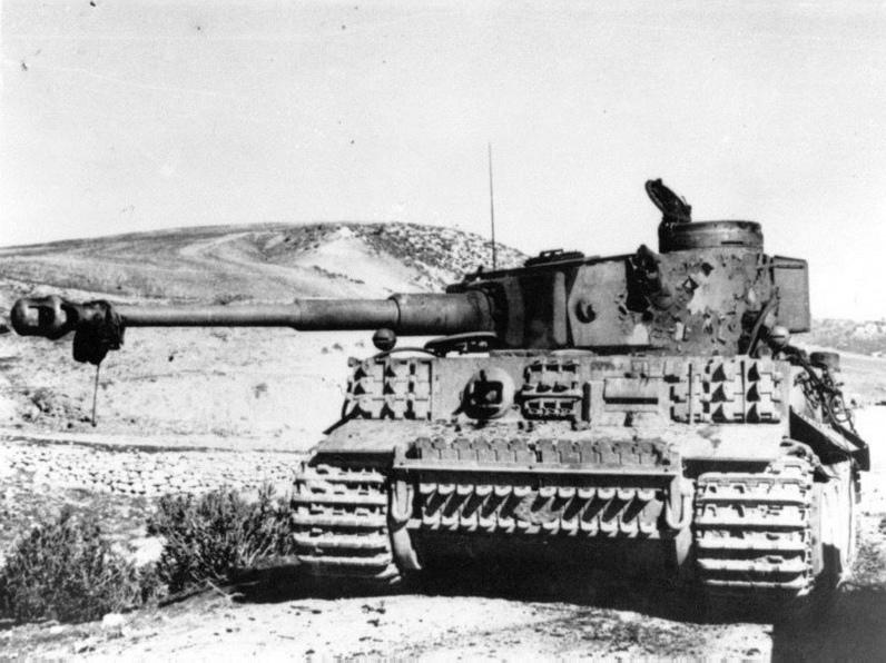 tiger panzer schweiz