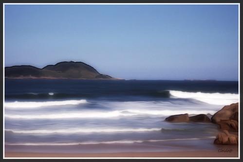 brazil seascape art beach nature digital effects photography photo shining 2013 artdigital cs5 awardtree softtextures exoticimage ♣cleide♣ neatartii