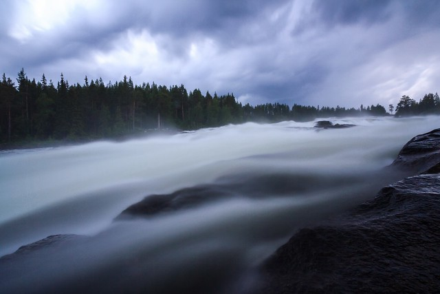 Born To Be Really Wild - Storforsen/The Great Rapid - Europe's Largest Freefalling Rapid