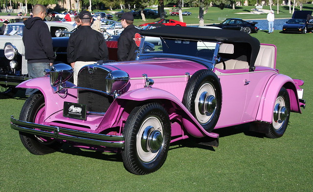 1929 Ruxton Model C Roadster (2)