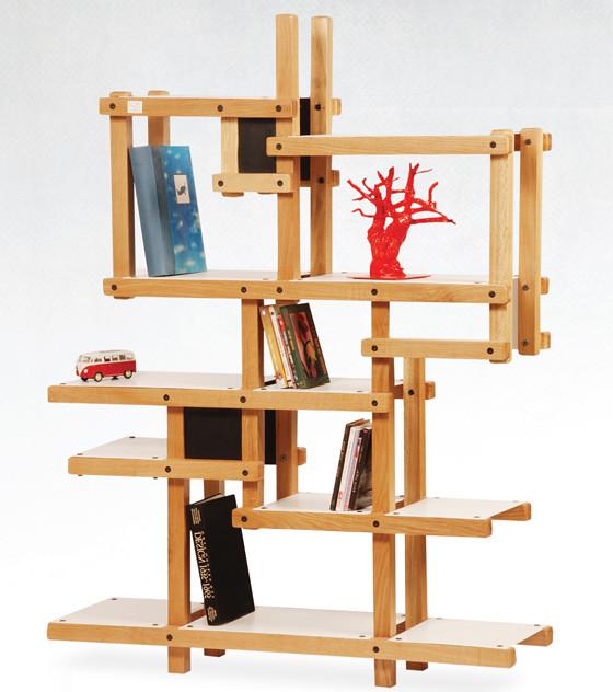 Cubi, design by Shai Buzaglo, Zuzi Studio