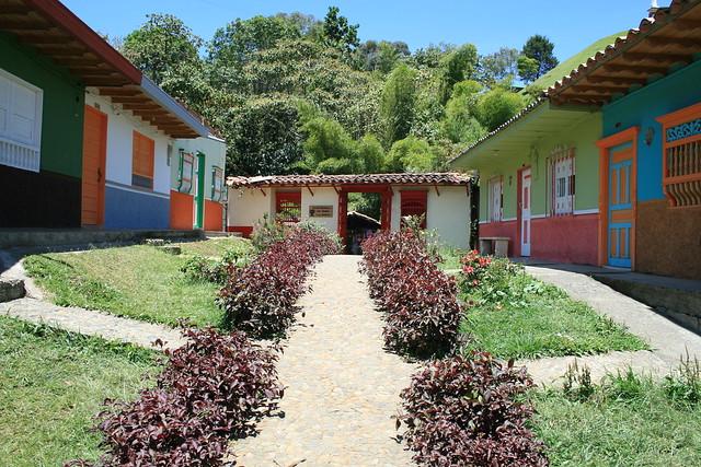 Jardin Botanico Jericó Antioquia