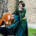 Paine as Merida & Peyton as Queen Elinor Brave Cosplay @ Anima Festival-0564