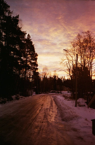 film analog dawn aurora elikon535 elikon