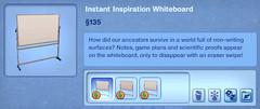 Instant Inspiration Whiteboard