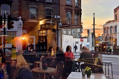 sunset glass café corner full dalston