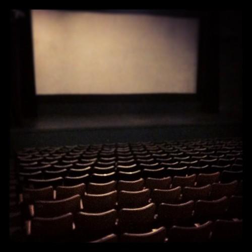 La soledad del cine