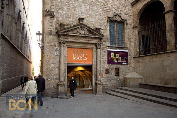 Museu Frederic Marès, Barcelona