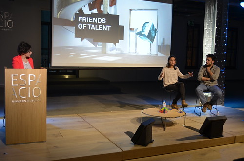 "Conferencia Samuel Aranda y Mayte Carrasco ""Friends of Talent"""