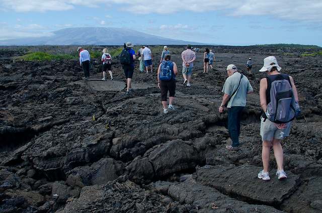 Galapagos Cruises: land-based hikes