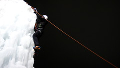adventure(1.0), individual sports(1.0), sports(1.0), recreation(1.0), outdoor recreation(1.0), extreme sport(1.0), ice climbing(1.0), climbing(1.0),