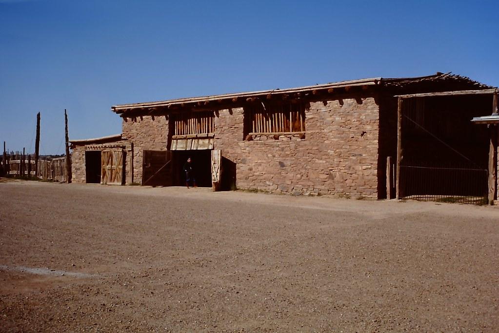 Ganado Lake Campground - Arizona