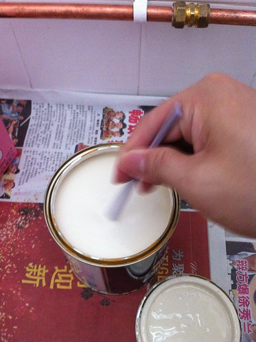 Painting Pipe 8