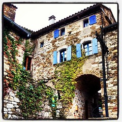 #france #naves #ardeche #beautiful #tinytown #old
