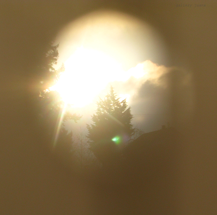 pinhole sunrise 2