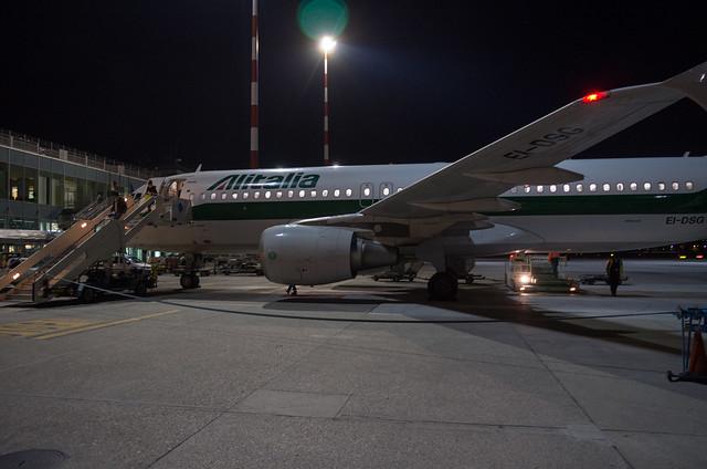 アリタリア-イタリア航空 A320-200