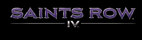 Saints Row 4 logo