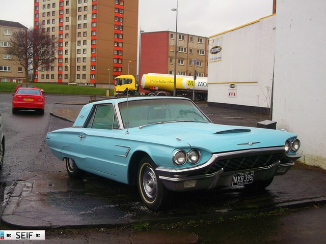 ford thunderbird 1965 clydebank 2013 flickr photo sharing. Cars Review. Best American Auto & Cars Review