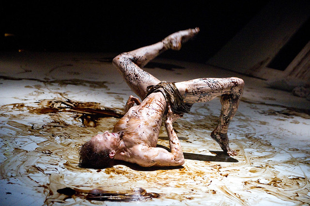 Edward Watson in The Metamorphosis © ROH/Tristram Kenton, 2011
