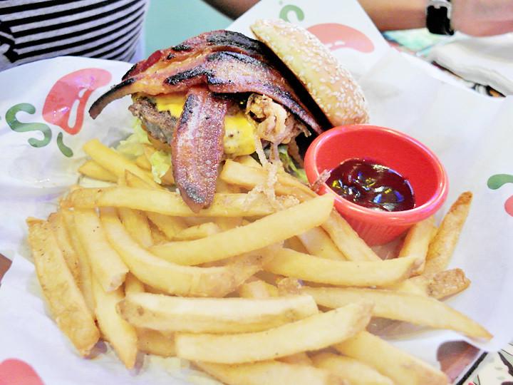 CHILIS SINGAPORE food