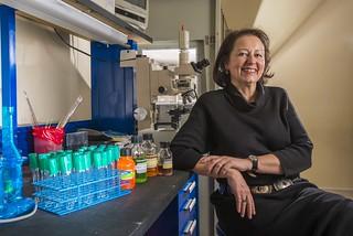 Science Diplomacy Award: Nancy Jackson