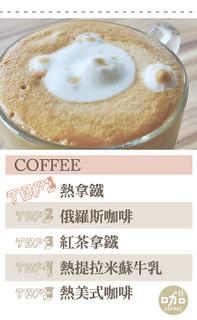 Mapper cafe咖啡飲料排行榜