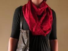 silk scarf c