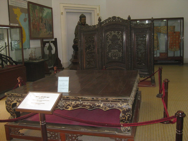 musee histoire saigon