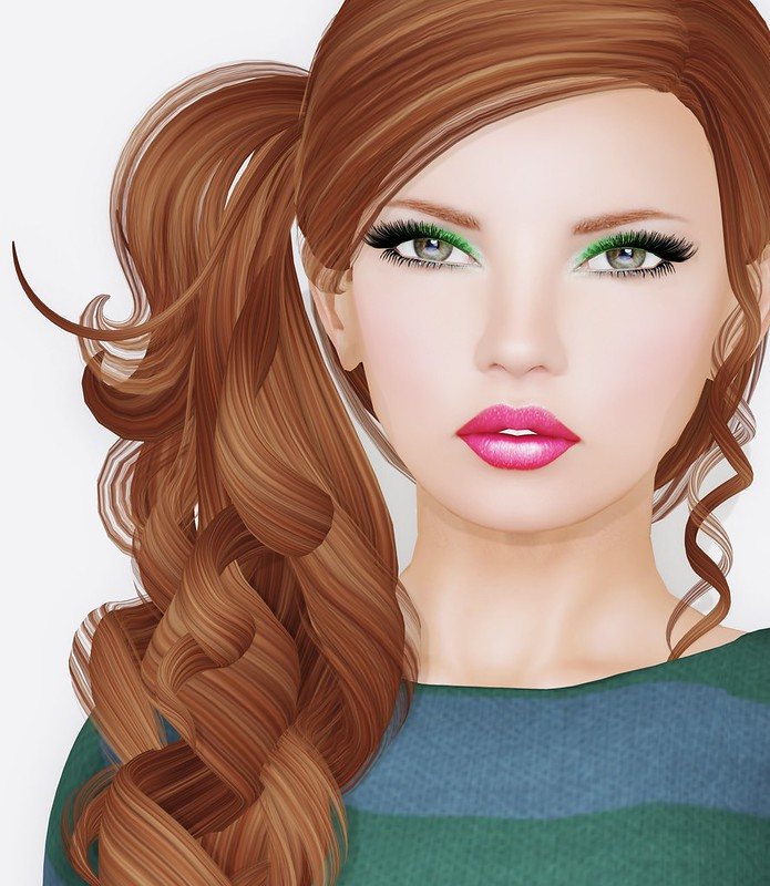 LOGO Infinity Sadie Hybrid Mesh Avatar