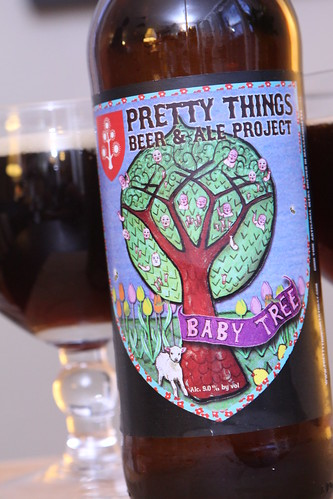 Pretty Things Beer and Ale Project Baby Tree