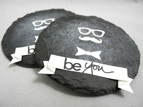 Hipster Coasters