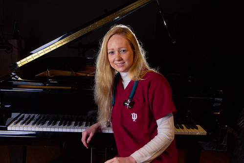 Nursing Student Alicia Dellen Celebrates Graduation And Release of an Album