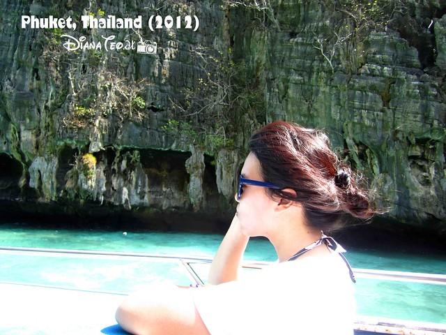 Phi Phi Island - Phileh Lagoon 02