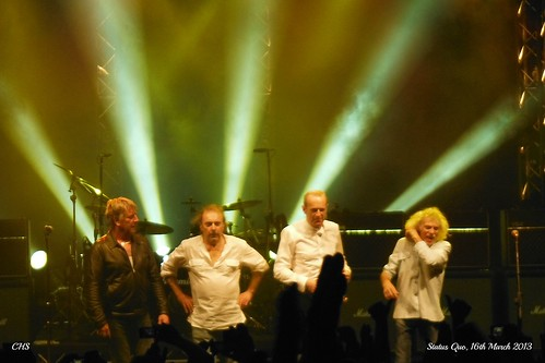 Status Quo, Hammersmith London, 16th March 2013 by Stocker Images